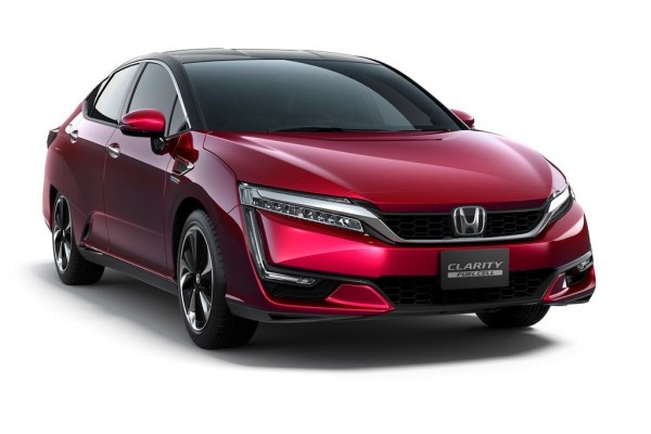 Honda Clarity Fuel Cell_2016_01