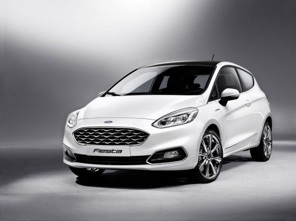 Der neue Ford Fiesta (2017): Motoren, Design und Preis