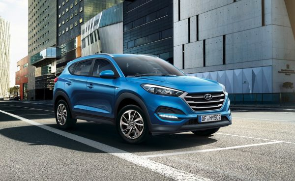 hyundai tucson go basisversion jetzt auch mit dem top. Black Bedroom Furniture Sets. Home Design Ideas