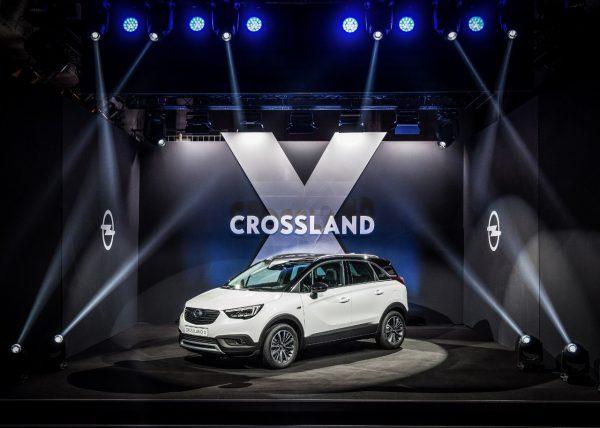 Opel Crossland X_Premiere_2017_01