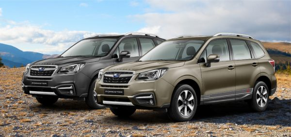 Subaru Forester 2.0 X Limited Edition_2017_01