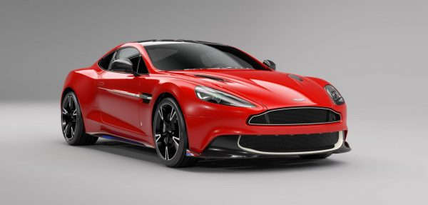 "Aston Martin Vanquish S ""Red Arrows Edition""_2017_01"