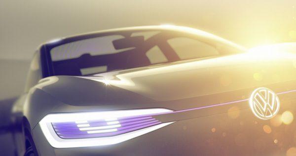 Shanghai 2017: Volkswagen mit Elektro-Crossover für die Langstrecke