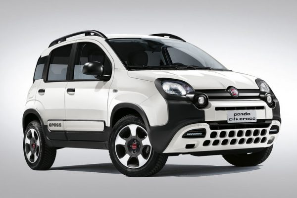 Fiat Panda City Cross_2017_01