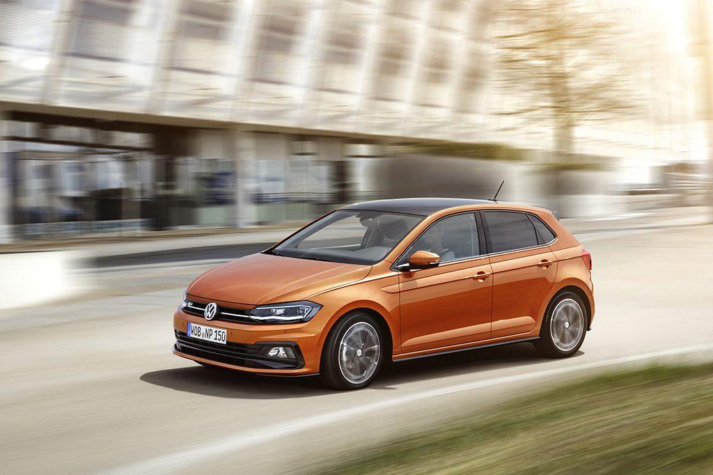 VW Polo VI: Größer, leichter, schlauer