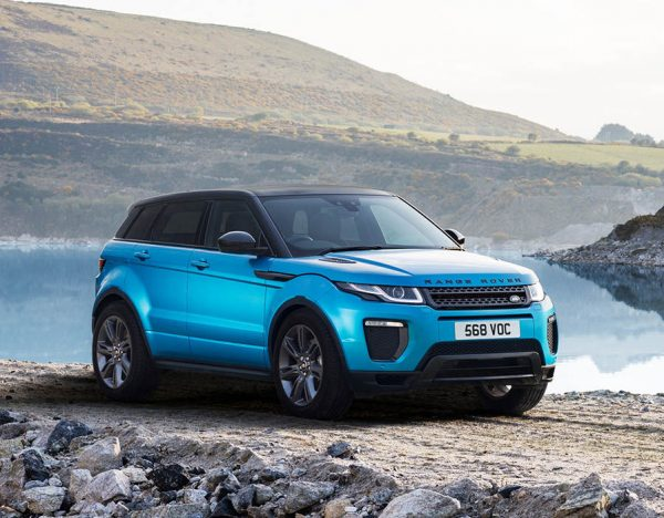 range rover evoque phev plug in hybrid mit dreizylinder. Black Bedroom Furniture Sets. Home Design Ideas