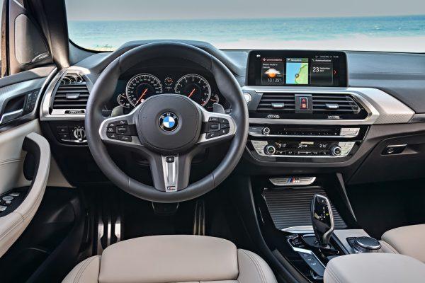 BMW X3 M40i_2017_03