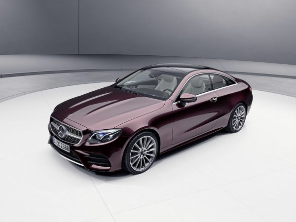 Mercedes-Benz E 350 Coupé_2018_01