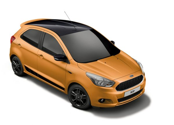Ford Ka Plus Black Edition_2017_01
