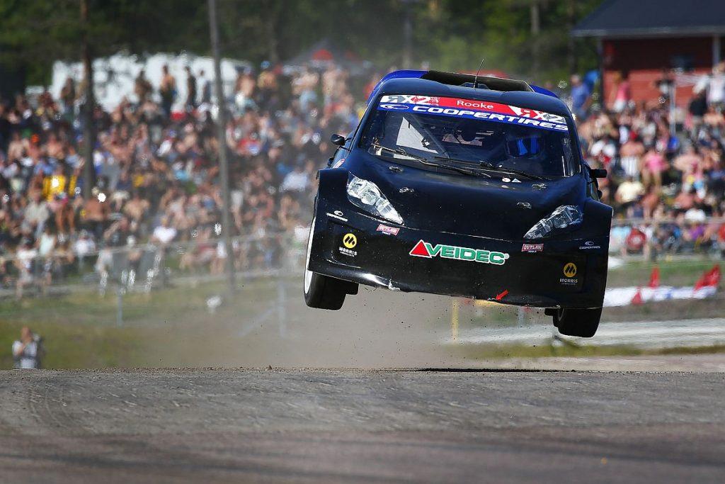 Elektro-Rallycross: Konkurrenz für die Formel E?
