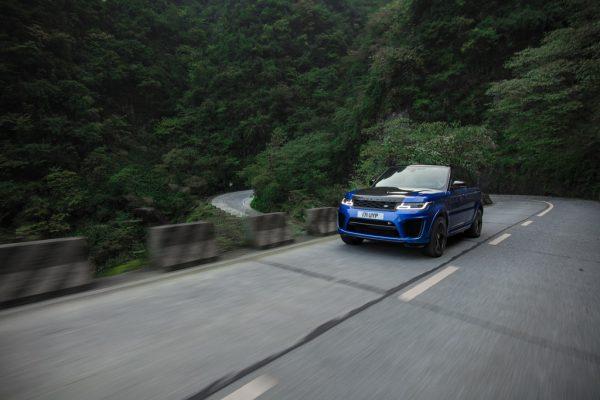 Range Rover Sport SVR_Tianmen Road_2018_01