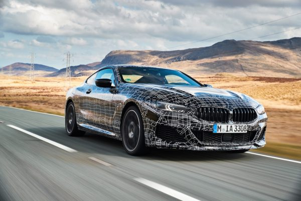 BMW M850i xDrive Coupé_Erlkoenig offiziell_2018_01