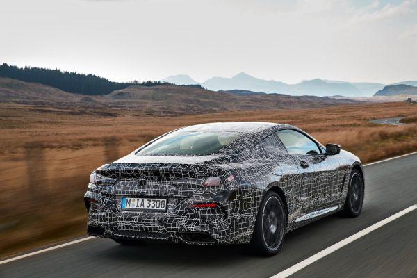 BMW M850i xDrive Coupé_Erlkoenig offiziell_2018_02