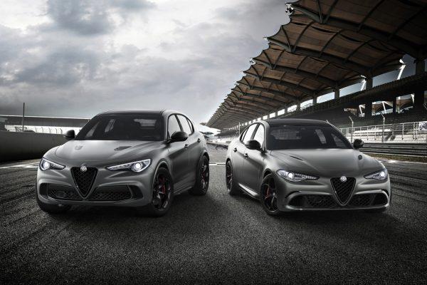 Alfa Romeo Stelvio Quadrifoglio N-Ring und Giulia Quadrifoglio N-Ring_2018_01