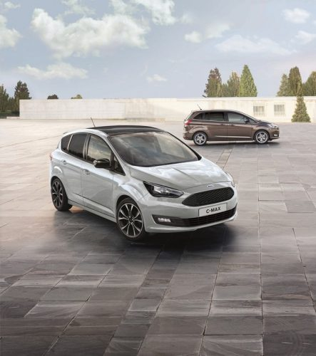 Ford C-Max Sport_2018_01