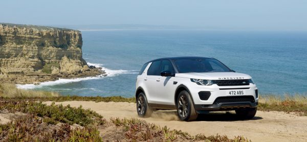 Land Rover Discovery Sport Landmark Edition_2018_01