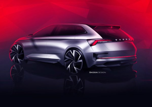 Škoda Vision RS_Studie_2018_02