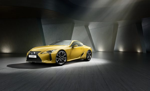 Lexus LC Yellow Edition_2018_01
