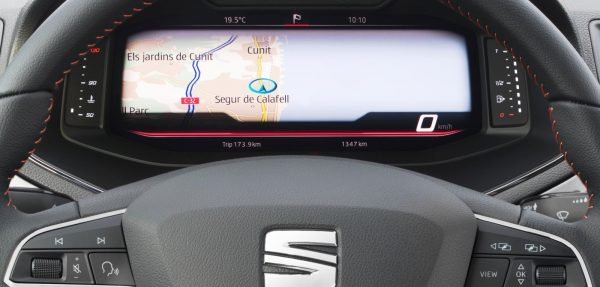 Seat Ibiza_Arona_Digital Cockpit_2018_01