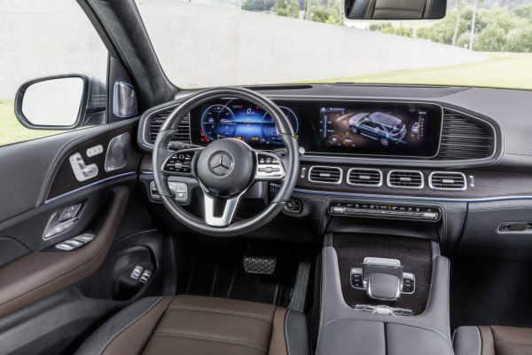 Der neue Mercedes-Benz GLE: Der SUV-Trendsetter, ganz neu durchdachtThe new Mercedes-Benz GLE: The SUV trendsetter completely reconceived