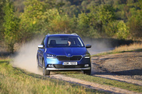 Škoda Fabia Combi Scoutline_2018_01