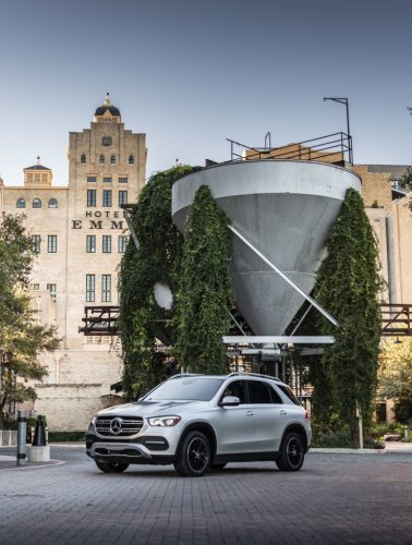 Der neue Mercedes-Benz GLE, San Antonio 2018The new Mercedes-Benz GLE, San Antonio 2018