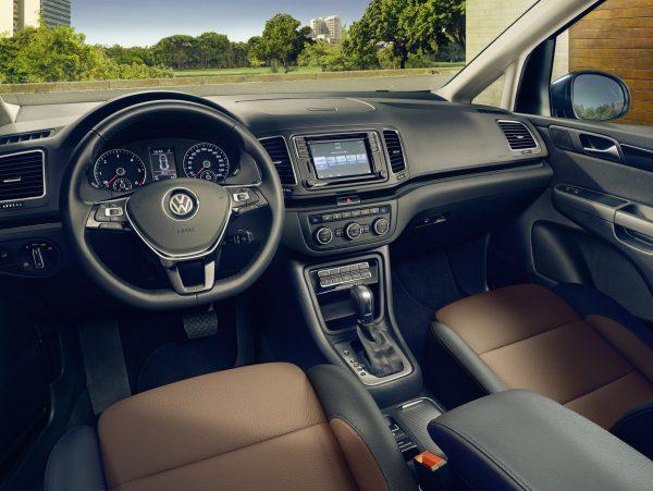 Volkswagen Sharan Black Style