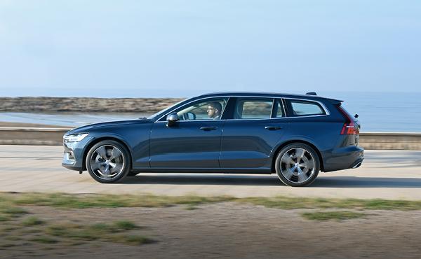 Volvo V60 – Neuer Schweden-Kombi im Fahrbericht