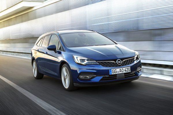Der neue Opel Astra Sports Tourer