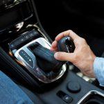 Opel Astra mit stufenlosem Automatikgetriebe.