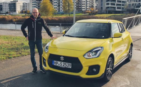 Boost Baby! Suzuki Swift Sport im Alltags-Check