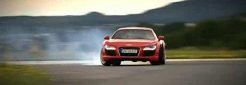 Audi R8 im D-Motor-Test