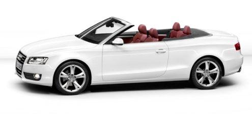 Audi A5 Cabrio - die Preise