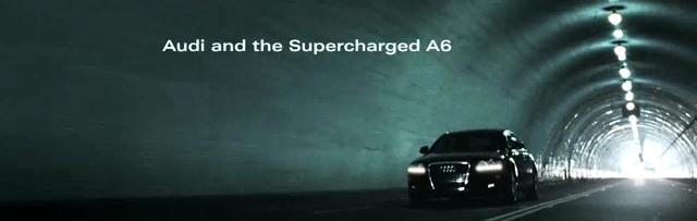 Audi A6 Superbowl 2009 Werbung TV Spot