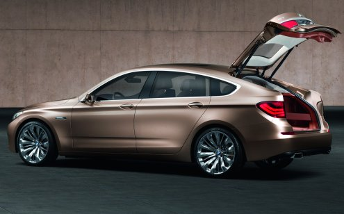 BMW 5er GT Concept