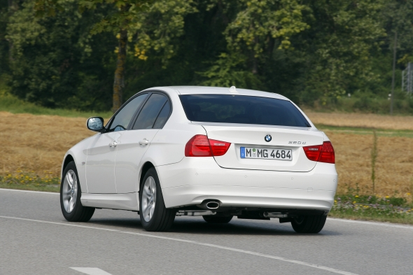 BMW 320d Efficient Dynamics Edition