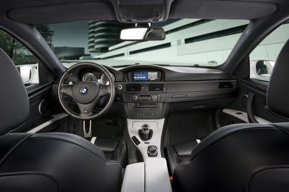 BMW M3 Edition Interieur