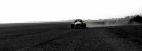 Caterham 7 Video