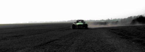 Caterham 7 Video