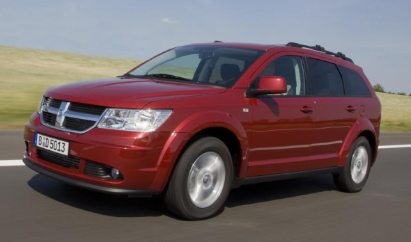 Dodge Journey Family