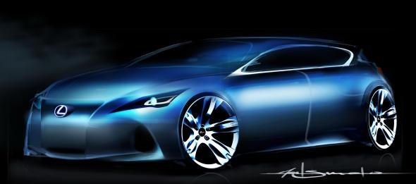 Lexus Kompakt