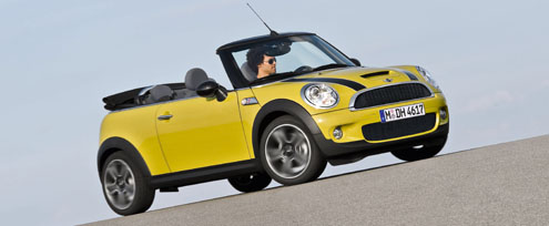 Mini Cooper S Cabrio
