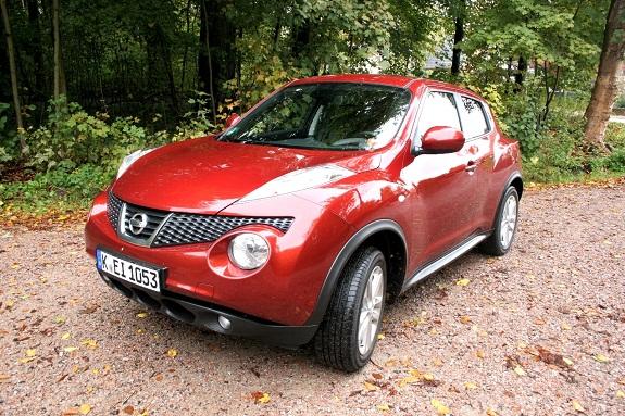 Nissan juke automobil blog for Nissan juke innenraum