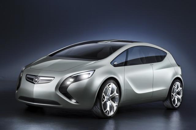Opel Flextreme Studie