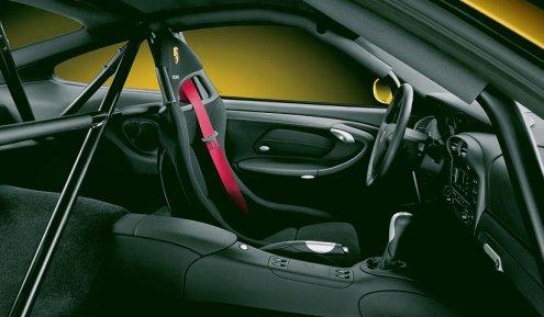 Porsche Cayman Clubsport RS