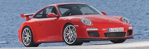 Porsche GT3 Vorstellung in Genf