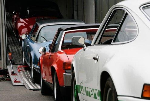 Porsche Museum wird gefüllt