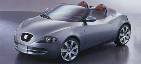 Seat Roadster Studie Tango