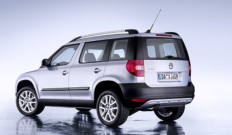 skoda yeti vorstellung automobil blog. Black Bedroom Furniture Sets. Home Design Ideas