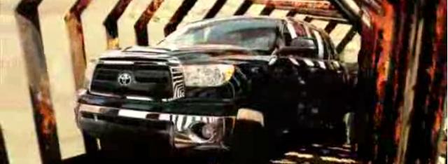Toyota Tundra Superbowl Werbung TV Spot